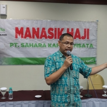Manasik Haji 2018 - PT Sahara Kafila Wisata (19)
